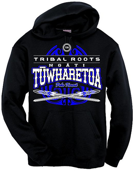 TUWHARETOA HOODIE