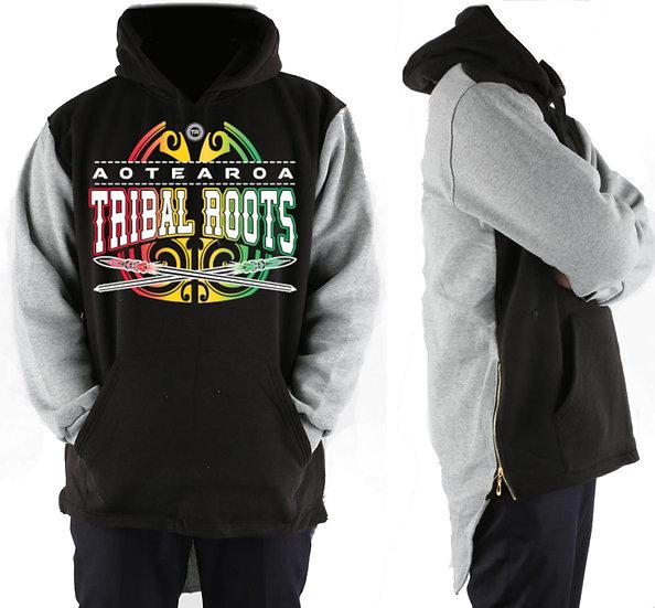 TRIBAL ROOTS DT HOODIE