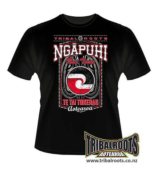 NGAPUHI R2021 T-SHIRT
