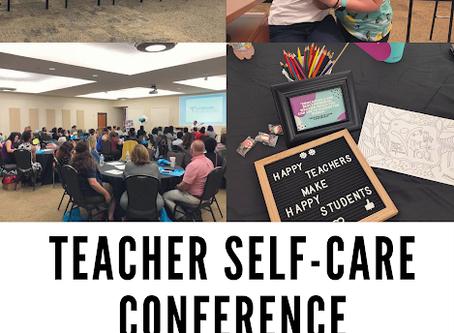 Teacher Self Care Conference