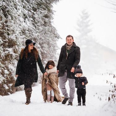 Dana, Iosif & The Kids