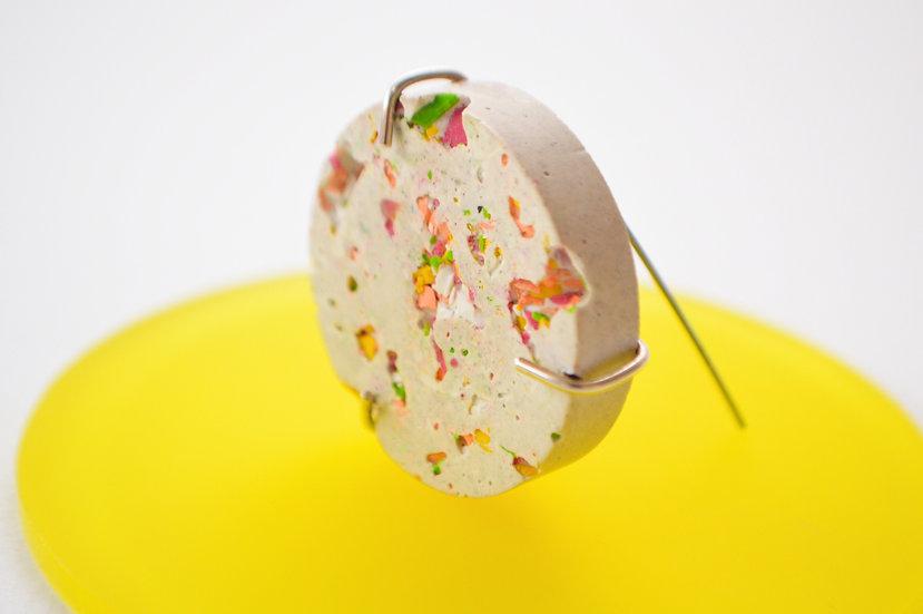Mini Resin Claw Brooch