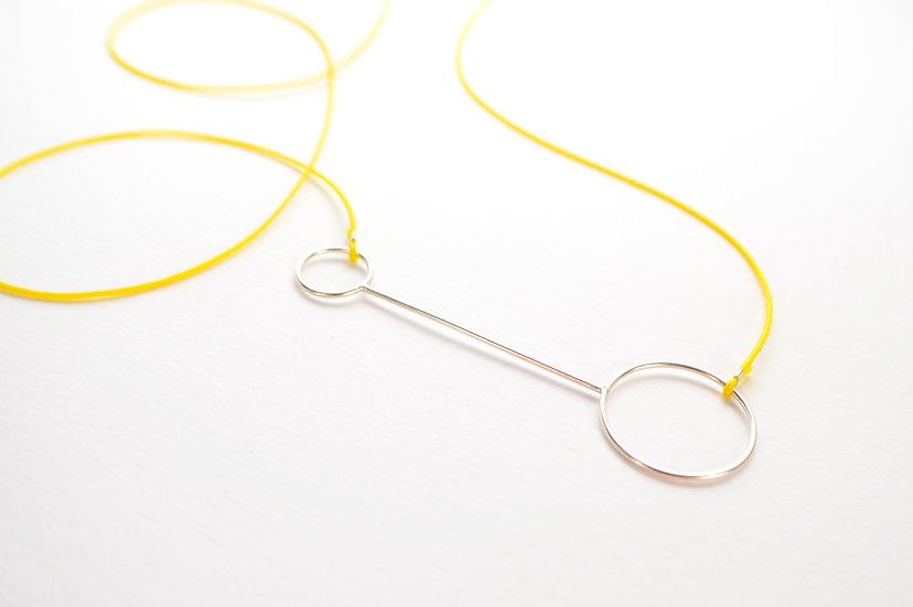 Single Bubble Blower Necklace