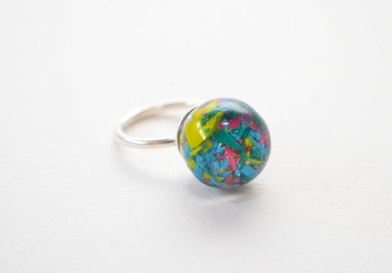 Resin Bubble Ring