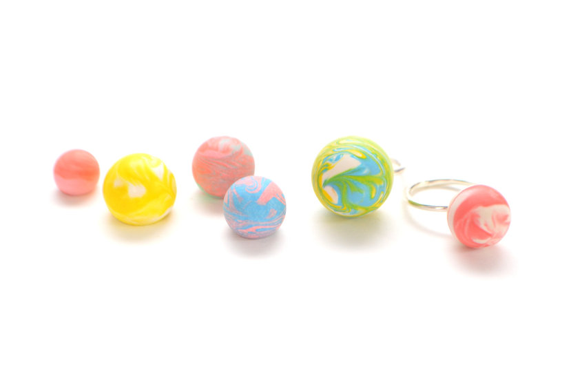 Commissionable Bubble Rings