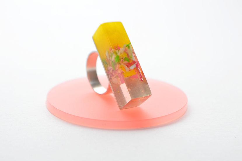 Resin Bar Ring