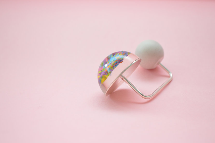 Double Bubble Ring