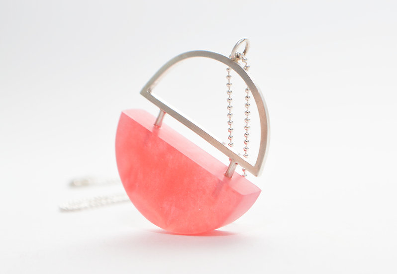 Mini Divided Necklace