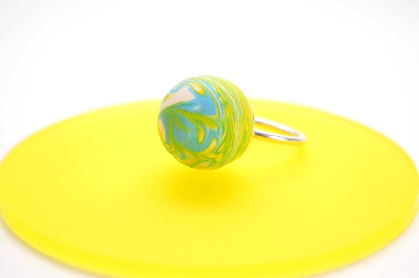 Jesmonite Bubble Ring