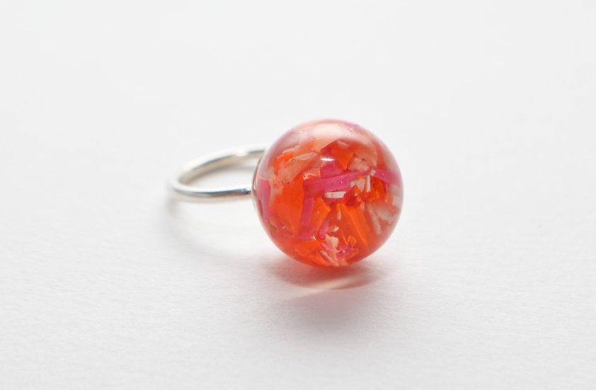 Resin Bubble Ring