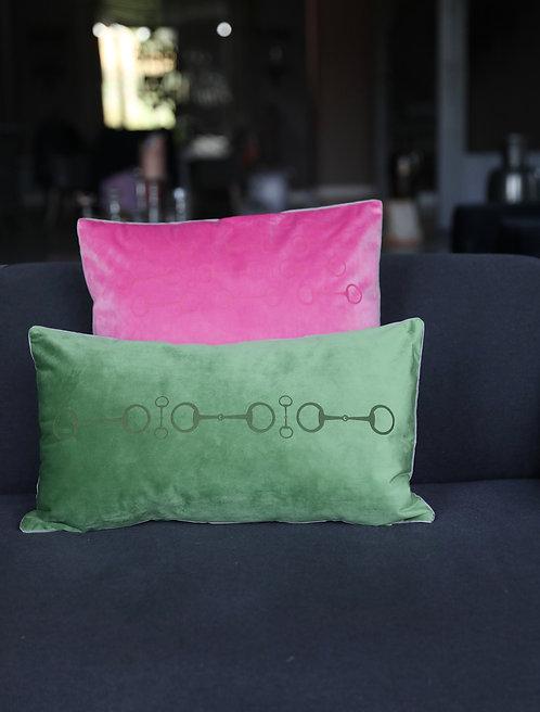 Pillow snaffle green
