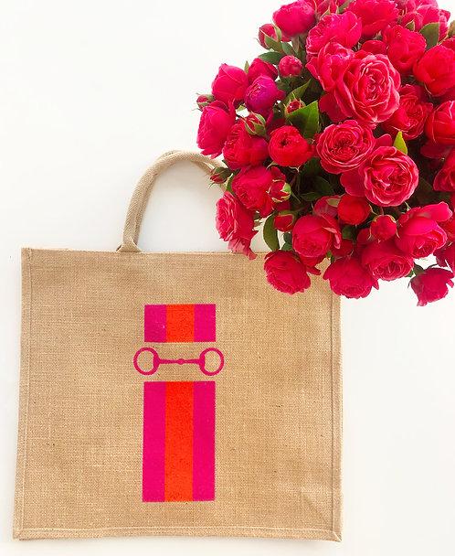 Snaffle-Shopper pink