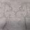Thumbnail: Turtleneck Sparkle Horses grey