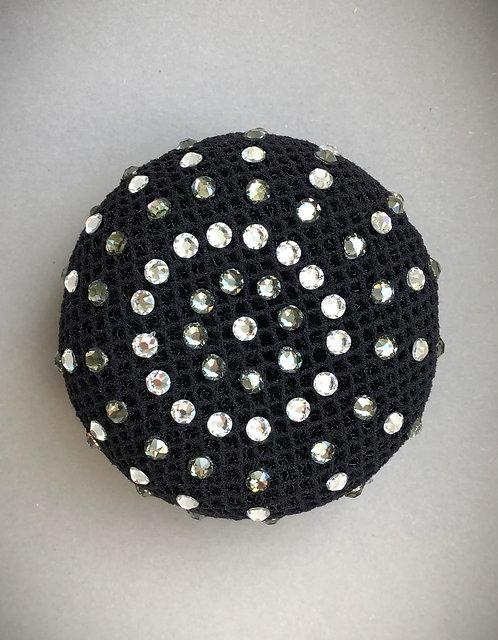 Haarnetz schwarz/schwarz