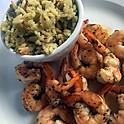 Shrimp Ka-Skewers