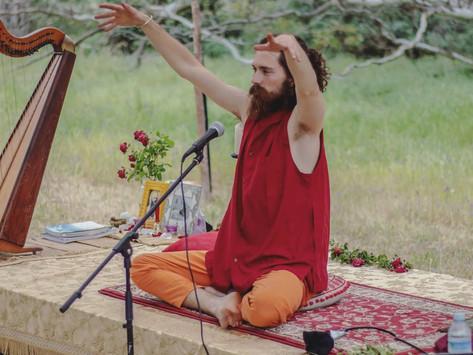 Ragneesh Dhyan Yoga – Dynamic Meditation - 13th August