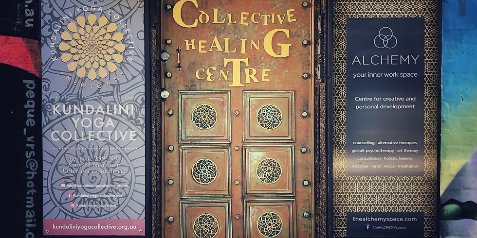 COLLECTIVE HEALING CENTRE RE-OPENING