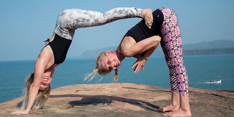 Element Yoga Spring Fest Yoga Practice Donation Based