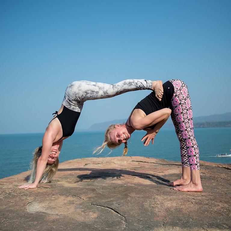 Element Yoga Spring Fest Yoga Practice