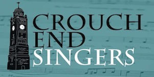 Logo for the Crouch End Singers