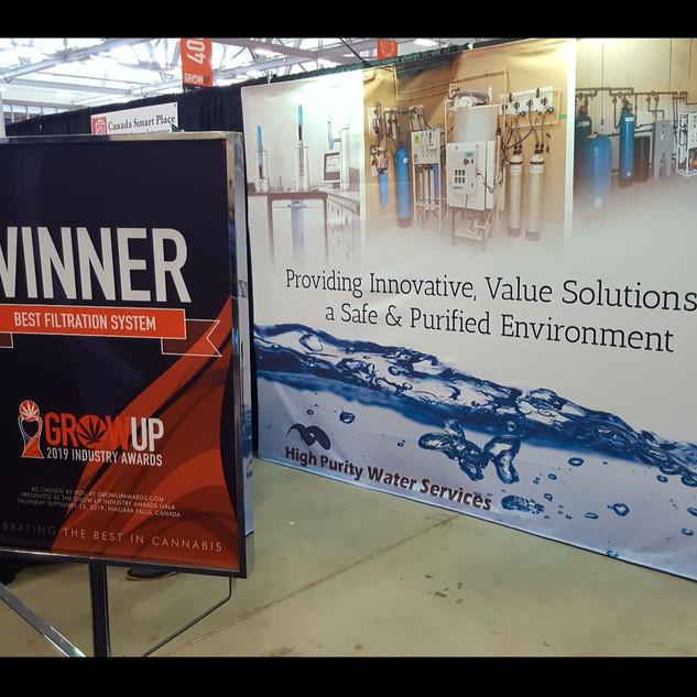Best in Filtration Award