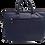 Thumbnail: Bison Leather Slim Brief - True Navy