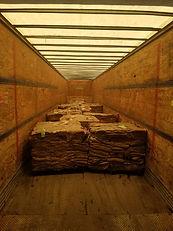 Wet Salted Hides in Dry Van