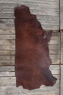 Walnut Bridle Side - Thoroughbred Leather