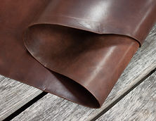 Walnut Bridle - Thoroughbred Leather