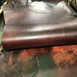 Bridle Leather - Chestnut
