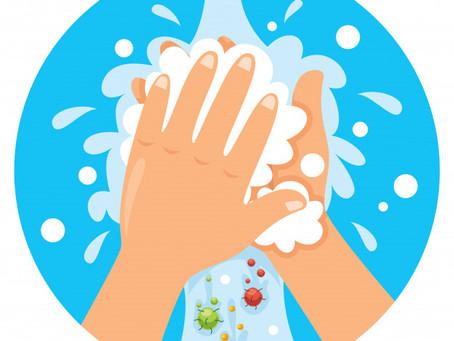 Se laver les mains, porter le masque et maintenir la distanciation sociale