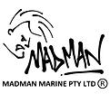 Madman Logo R Black Large - White BG.png