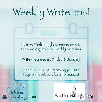 Weekly write-in's Inklings Publishing.jp