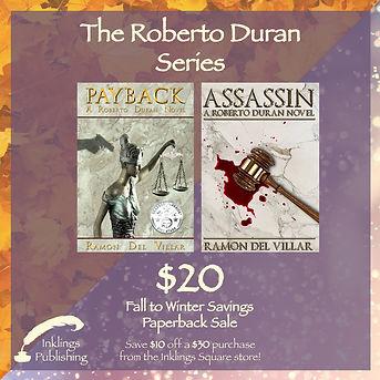 Thanksgiving Promo Robert Duran Series.j