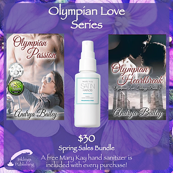 Spring Sales Bundle - Olympian Love Seri