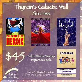 Thanksgiving Promo Thyrein's Galactic Wa