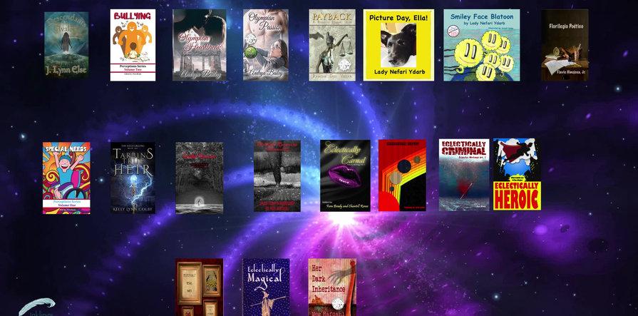 Inklings Publishing 5th Anniversary