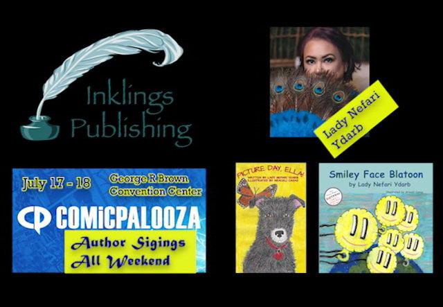 Inklings Publishing Comicpalooza 2021