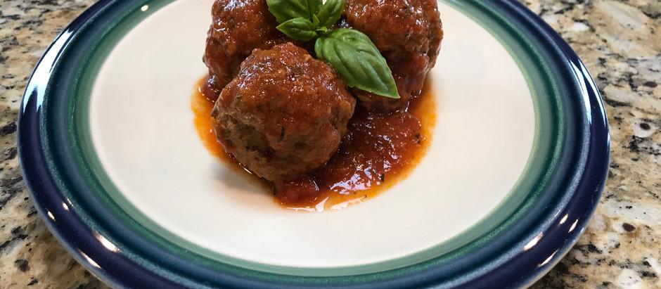 Family Secrets: Homemade Meatballs