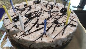 Cookies Over Texas Ice Cream Cake