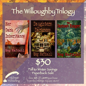 Thanksgiving Promo Willoughby Trilogy Se