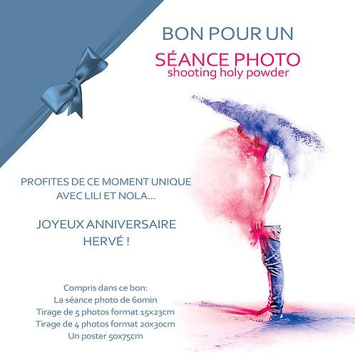 Séance photos