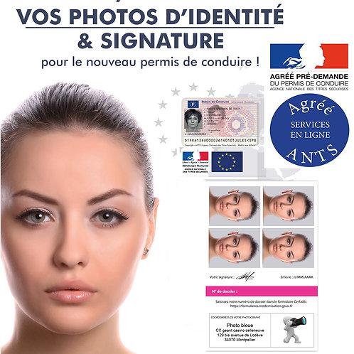 Photos identités
