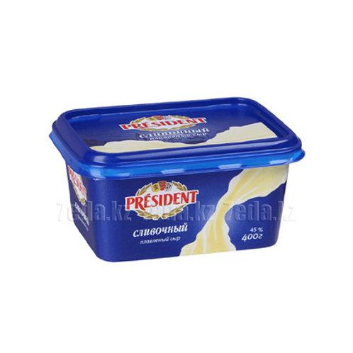 Сыр PRESIDENT 45% 400гр.
