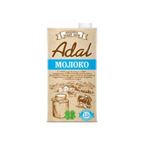Молоко Адал 1,5% 1л.