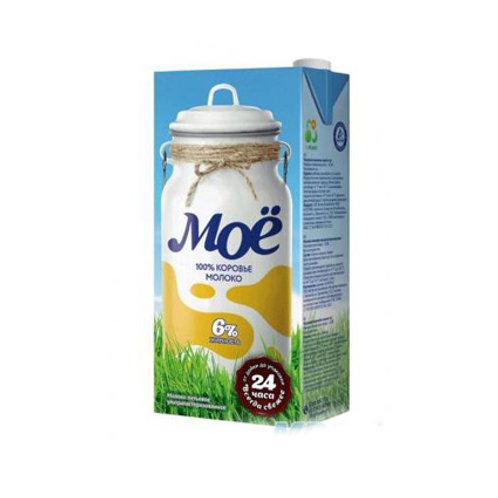 Молоко Мое 6%