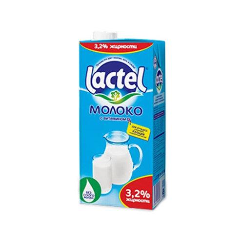 Молоко Lactel 3.2%