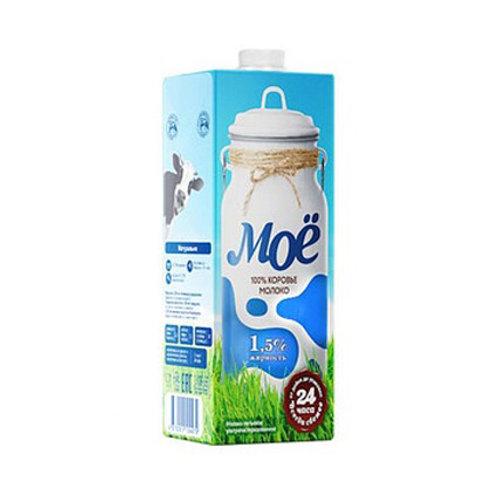 Молоко Мое 1,5%