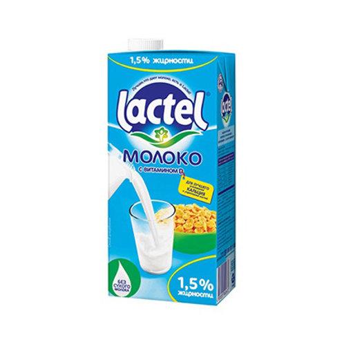 Молоко Lactel 1.5%