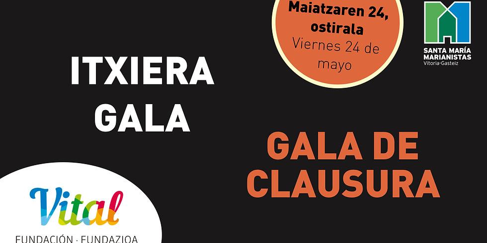 TEATRO MUSICAL MARIANISTAS - Maiatzaren 24, ostirala - GALA DE CLAUSURA